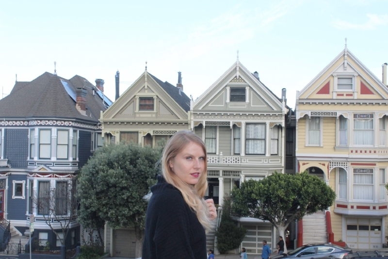 Gennifer Rose - Alamo Square