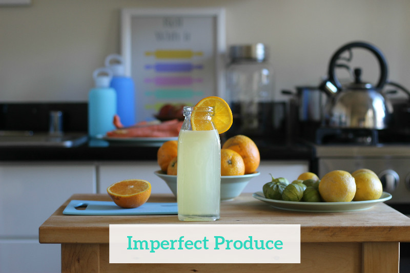 Gennifer Rose - Imperfect Produce