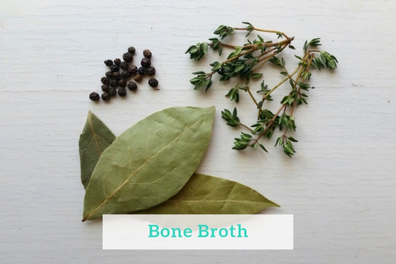 Gennifer Rose - Bone Broth