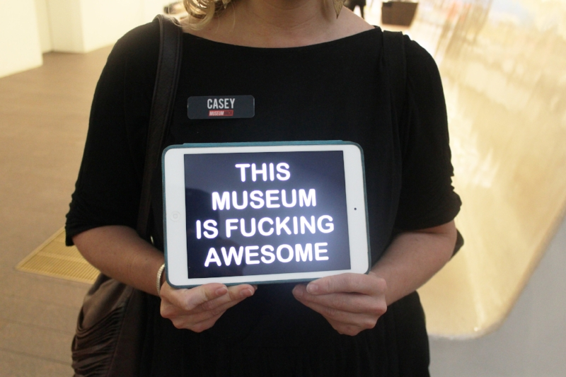 Gennifer Rose - Museum Hack