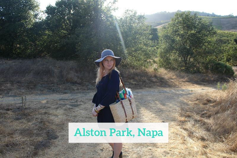 Gennifer Rose - Alston Park, Napa