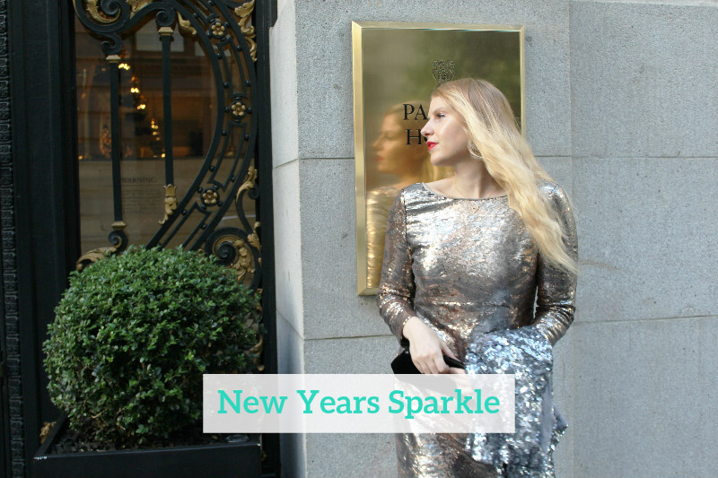 Gennifer Rose - New Years Sparkle