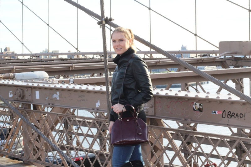 Gennifer Rose - Brooklyn Bridge