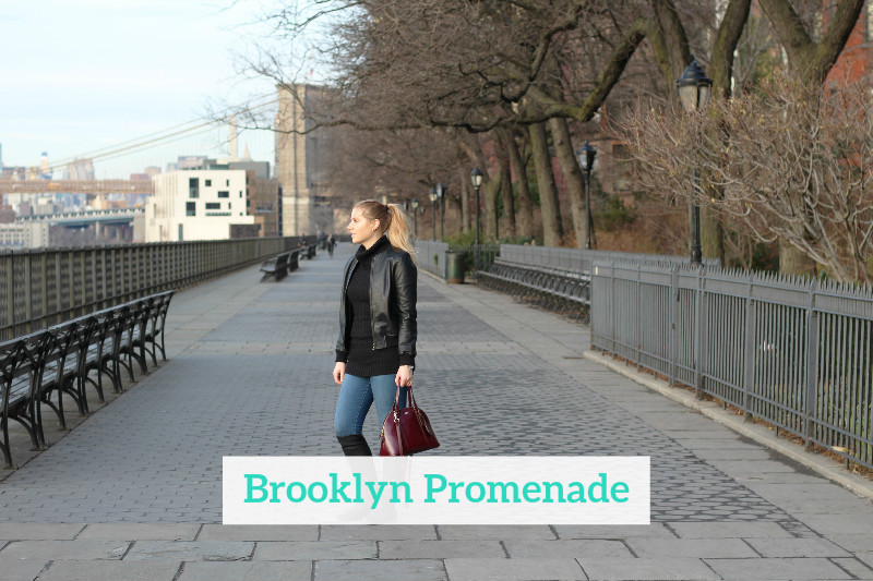 Gennifer Rose - Brooklyn Promenade