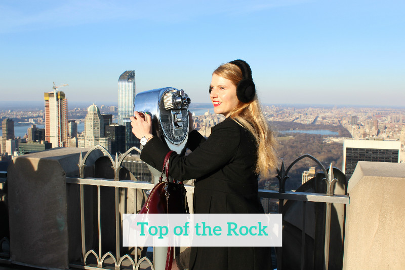 Gennifer Rose - Top of the Rock