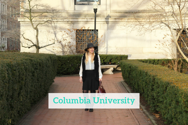 Gennifer Rose - Columbia University