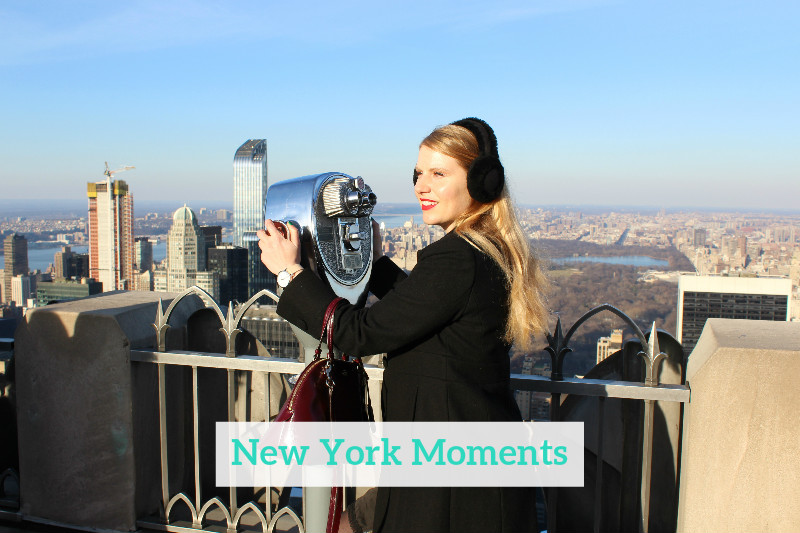 Gennifer Rose - New York Moments