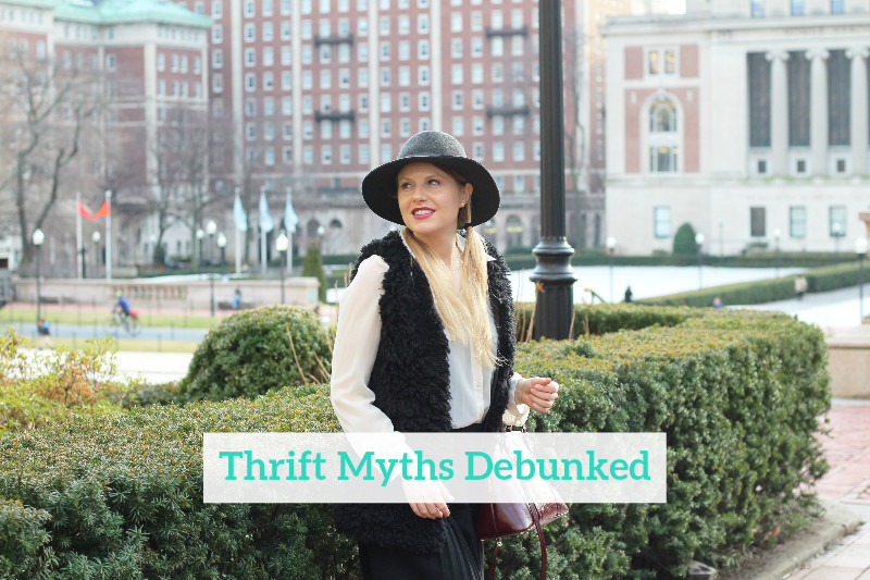 Gennifer Rose - Thrifting Myths Debunked
