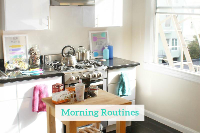 Gennifer Rose - Morning Routines