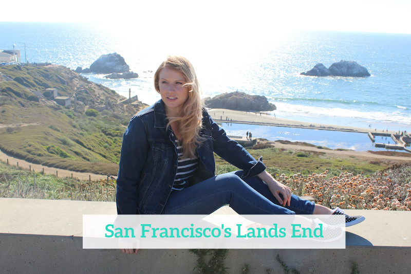 Gennifer Rose - San Francisco's Lands End