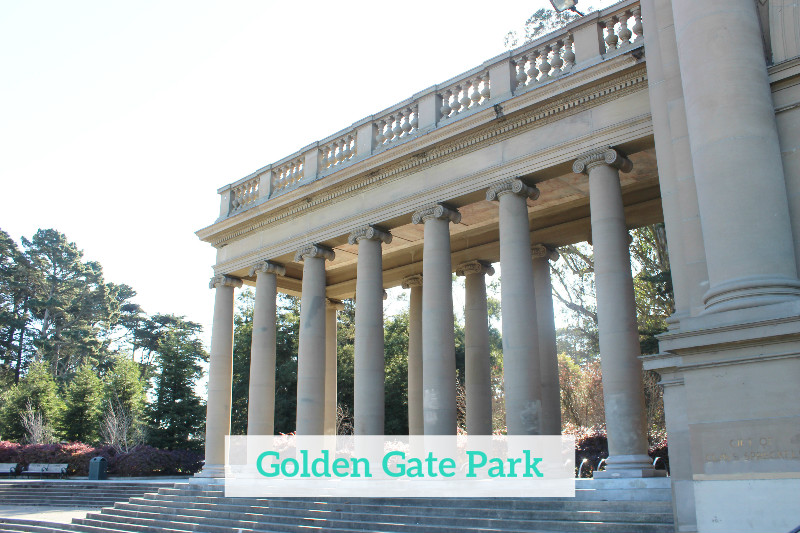 Gennifer Rose - Golden Gate Park