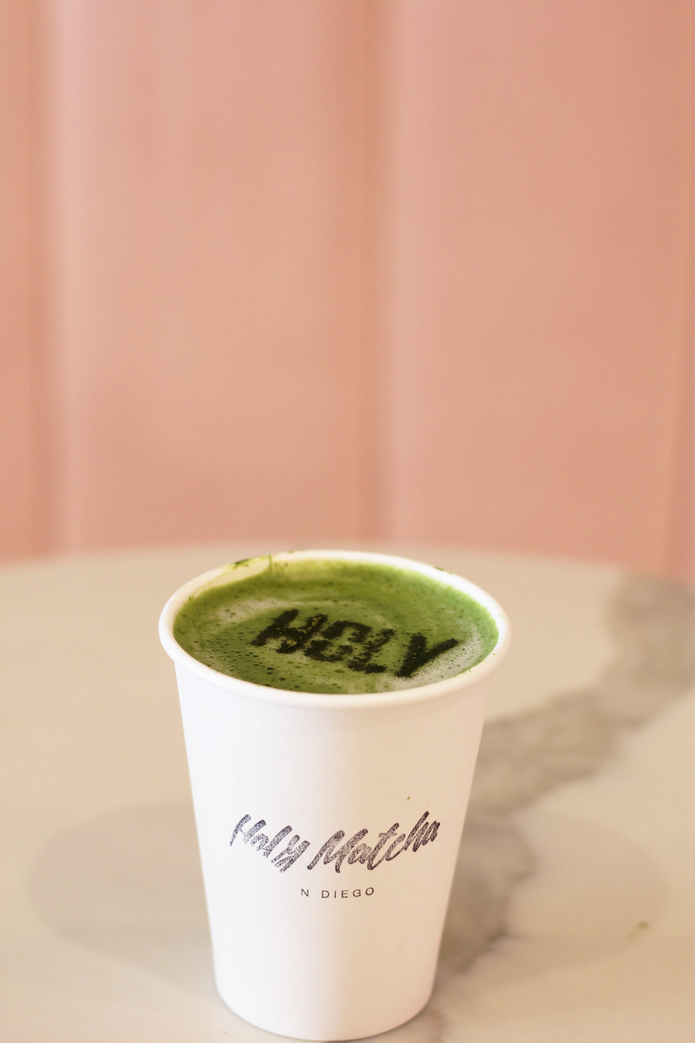 Gennifer Rose - Holy Matcha in San Diego