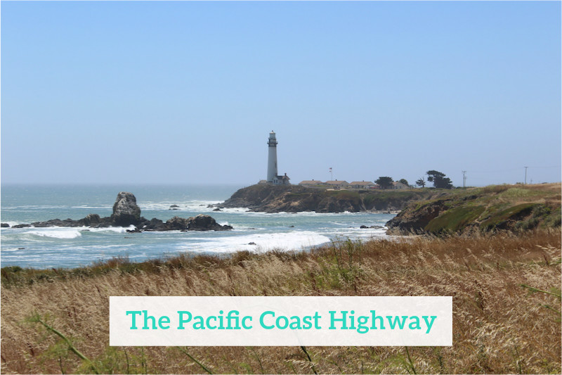 Gennifer Rose - Pacific Coast Highway