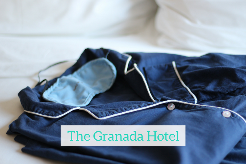 Gennifer Rose - The Granada Hotel in San Luis Obispo