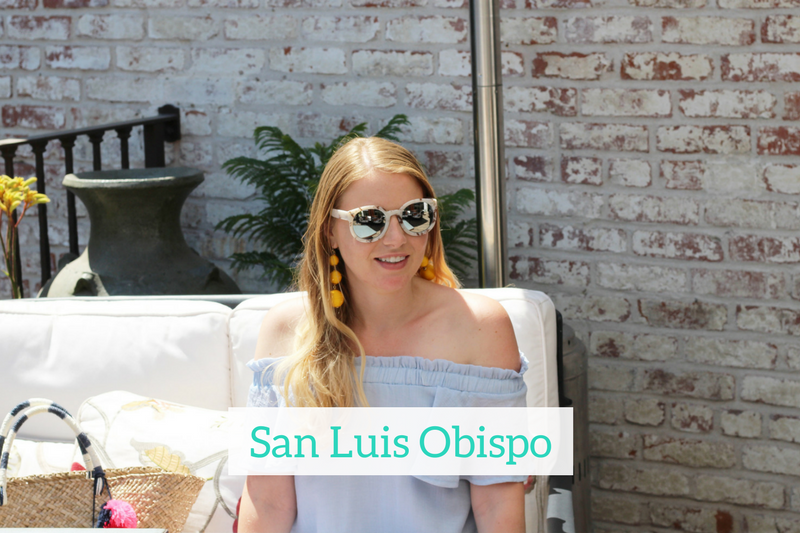 Gennifer Rose - San Luis Obispo Travel Guide