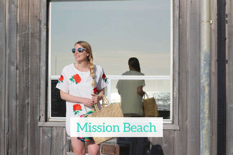 Gennifer Rose - Mission Beach, Ca