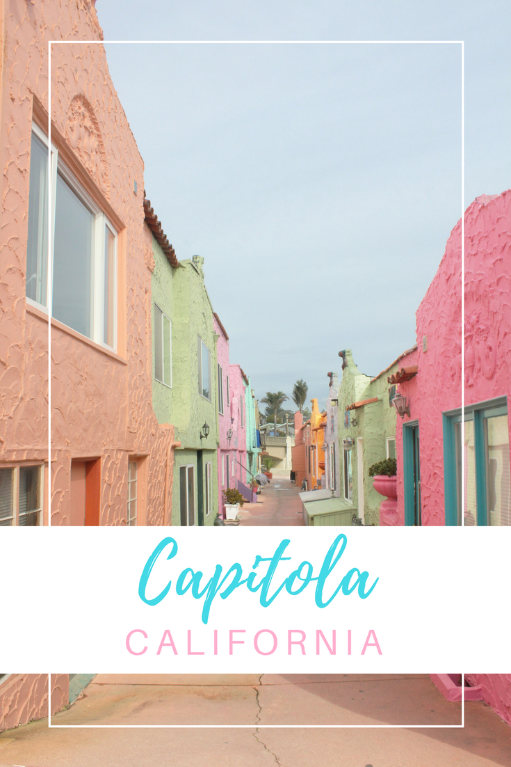 Gennifer Rose - Capitola + Top 10 California Seaside Spots