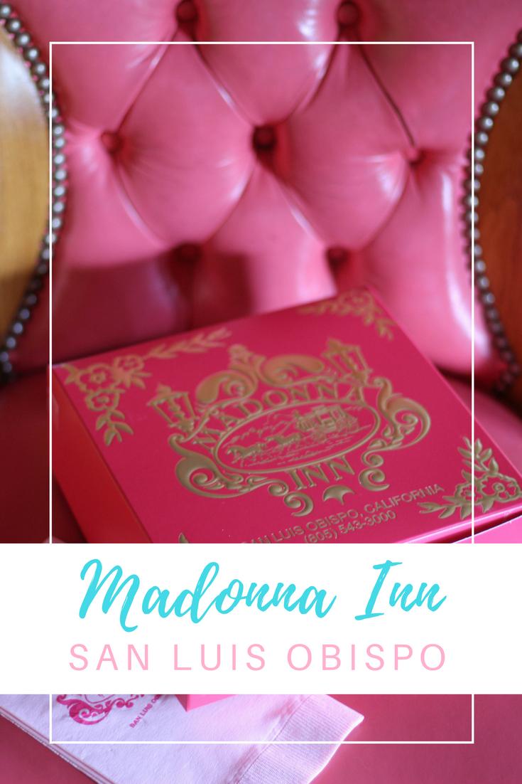 Gennifer Rose -Madonna Inn