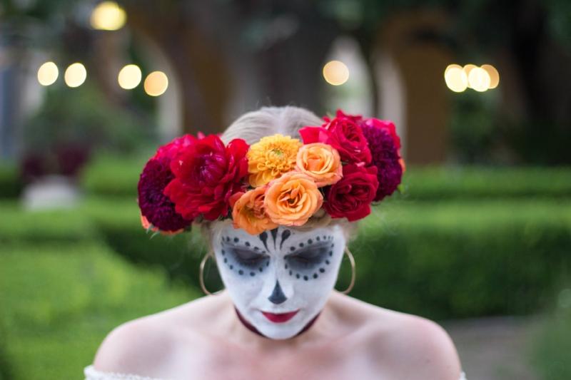 Gennifer Rose - Dia de los Muertos