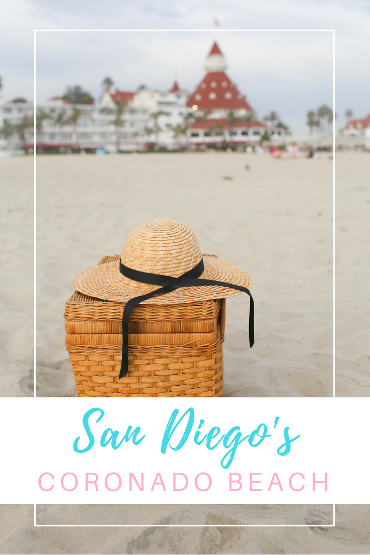 Gennifer Rose - Coronado Beach + Top 10 San Diego Beaches