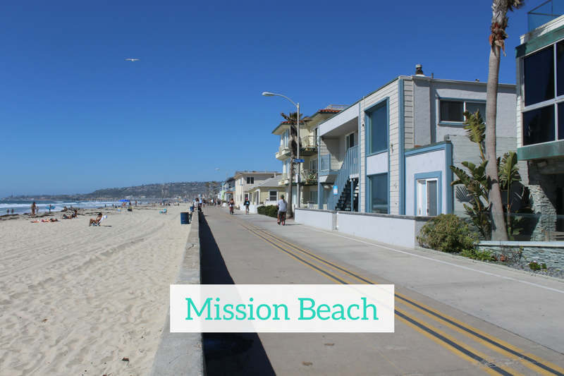 Gennifer Rose - Mission Beach, San Diego