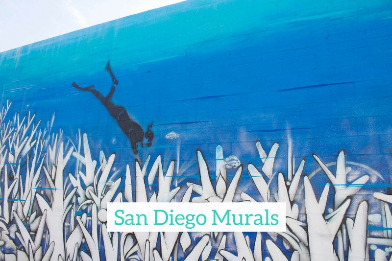 Gennifer Rose - Guide to San Diego Murals