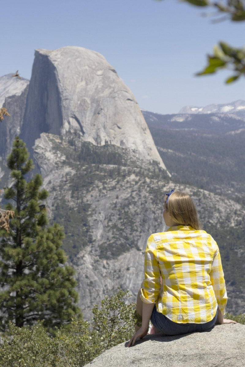 Gennifer Rose - Dog Friendly Travel Guide to Yosemite