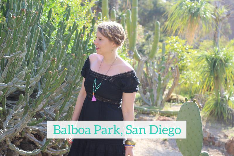 Gennifer Rose - Balboa Park, San Diego