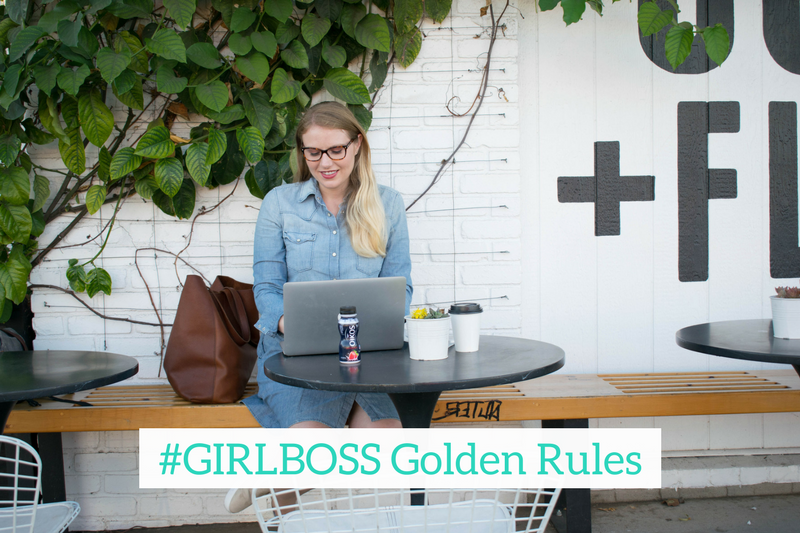 Gennifer Rose - How to Conquer Your Week Like a #GIRLBOSS