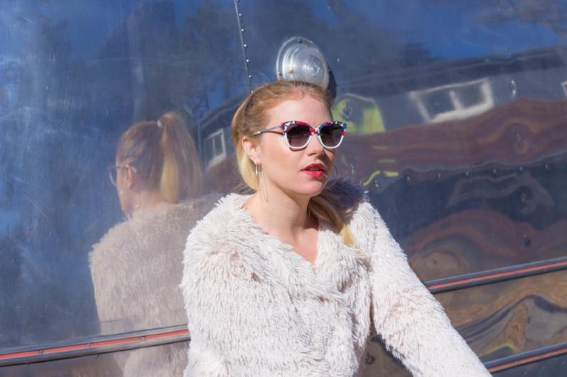 Gennifer Rose - Fendi Galassia Sunglasses