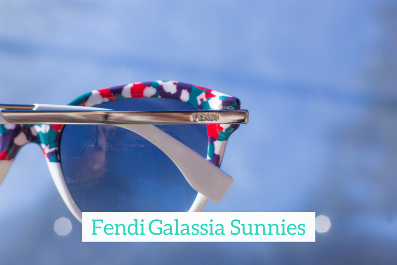 Gennifer Rose - Fendi Galassia Sunglasses