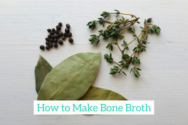 Gennifer Rose - How to Make Bone Broth