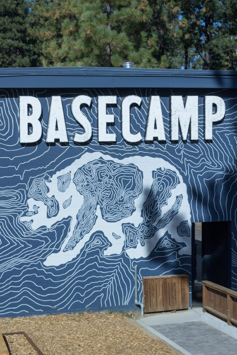 Gennifer Rose - Hotel Review: Basecamp in Tahoe