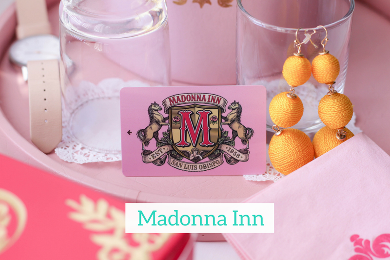 Gennifer Rose - Madonna Inn