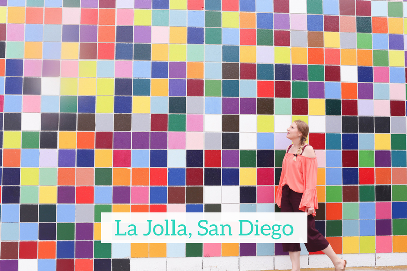 Gennifer Rose - La Jolla Travel Guide