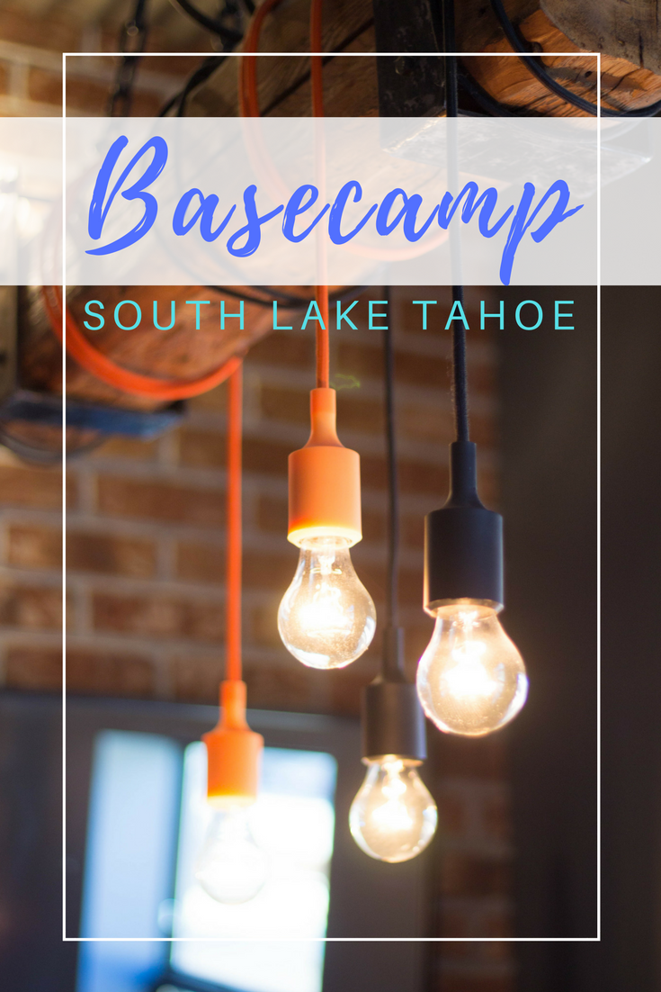 Gennifer Rose - Hotel Review: Basecamp in Tahoe, Ca