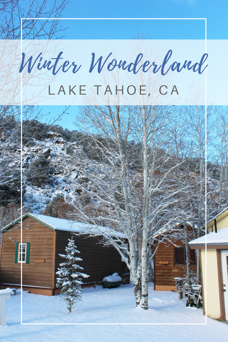 Gennifer Rose - Winter Wonderland in Lake Tahoe, Ca
