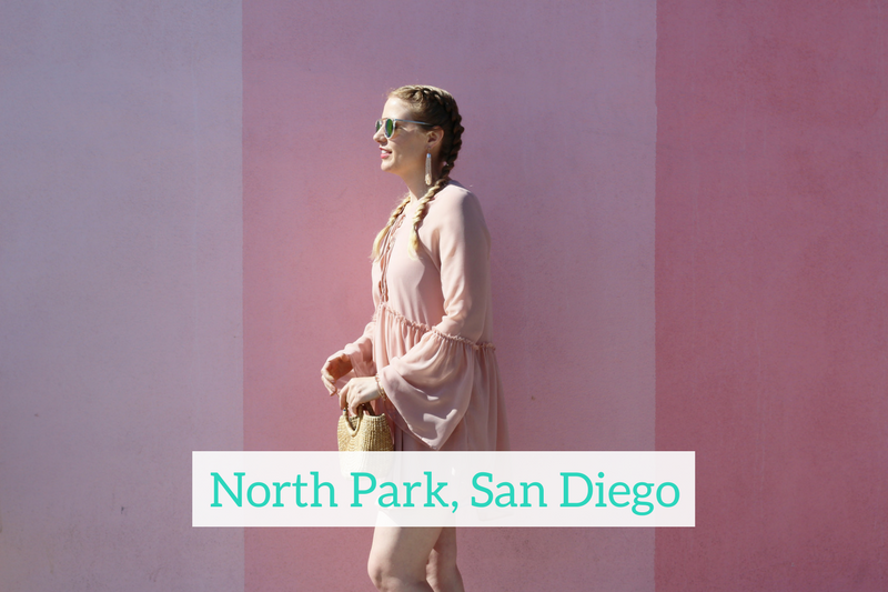 Gennifer Rose - North Park Neighborhood Guide, San Diego