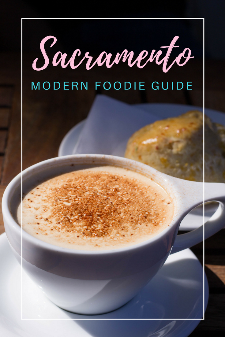 Gennifer Rose - The Foodie's Modern Guide to Sacramento