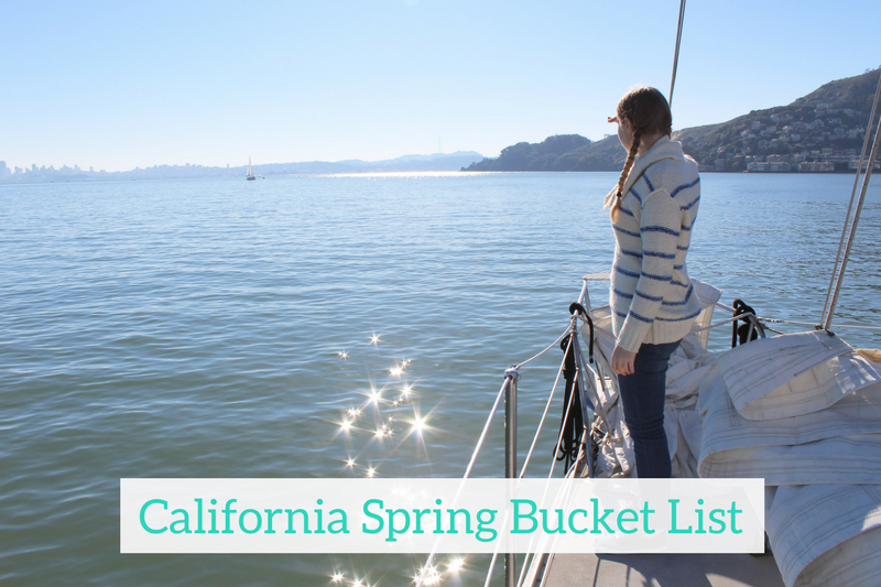 Gennifer Rose - California Spring Bucket List