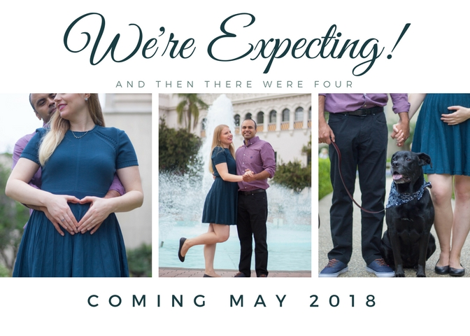 Gennifer Rose - Baby Announcement Styles