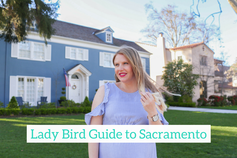 Gennifer Rose - The Lady Bird Guide to Sacramento