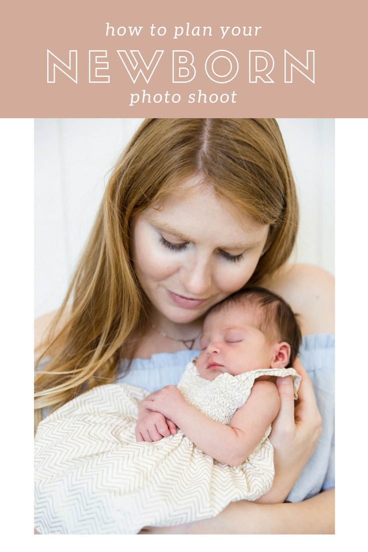 Gennifer Rose - How to Plan Your Newborn Photos