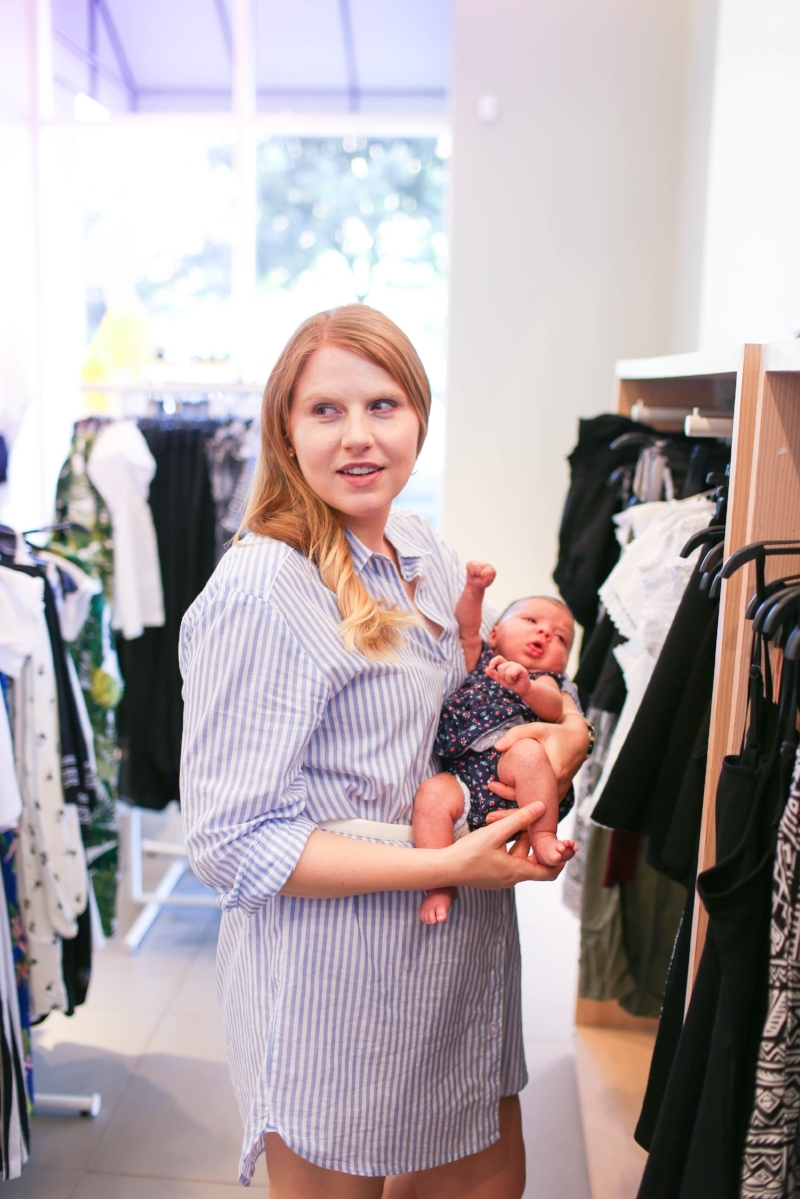 Gennifer Rose - The Postpartum Wardrobe Shopping Guide