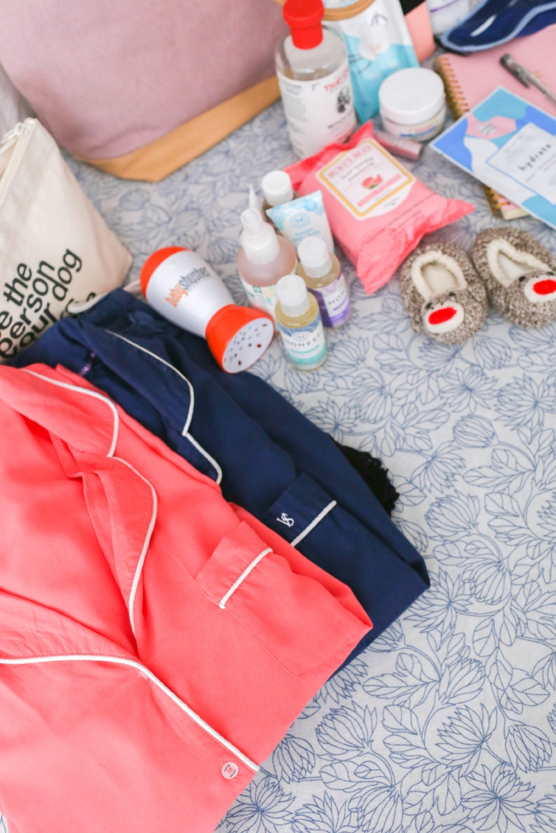 Oh Baby! The Perfect Hospital Bag Packing List