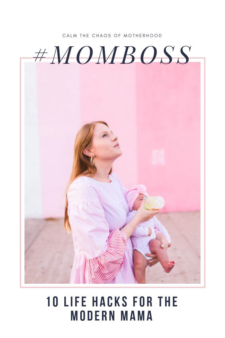 Top 10 Life Hacks for the Modern Mama