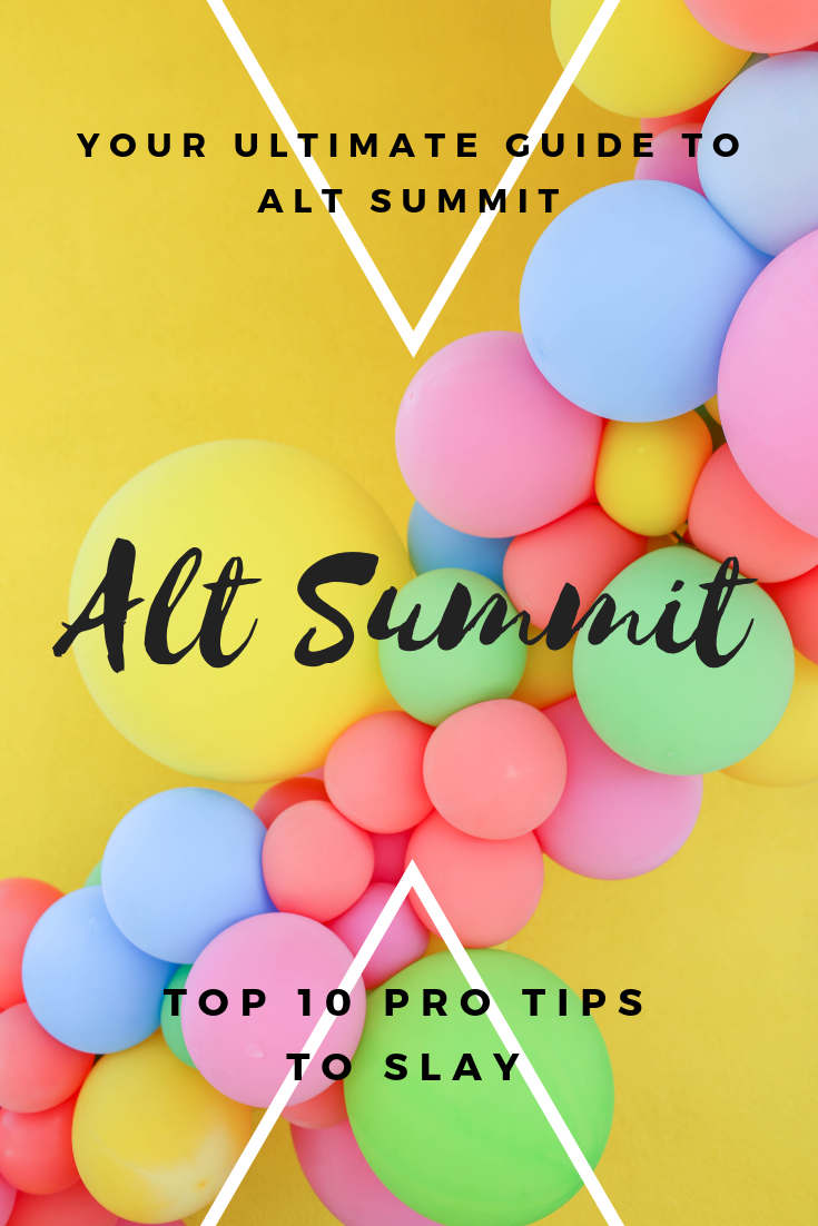 Your Ultimate Guide to Alt Summit