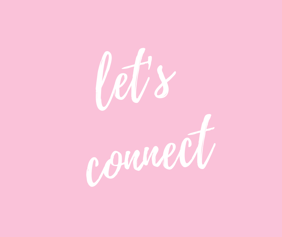 Gennifer Rose - Let's Connect!