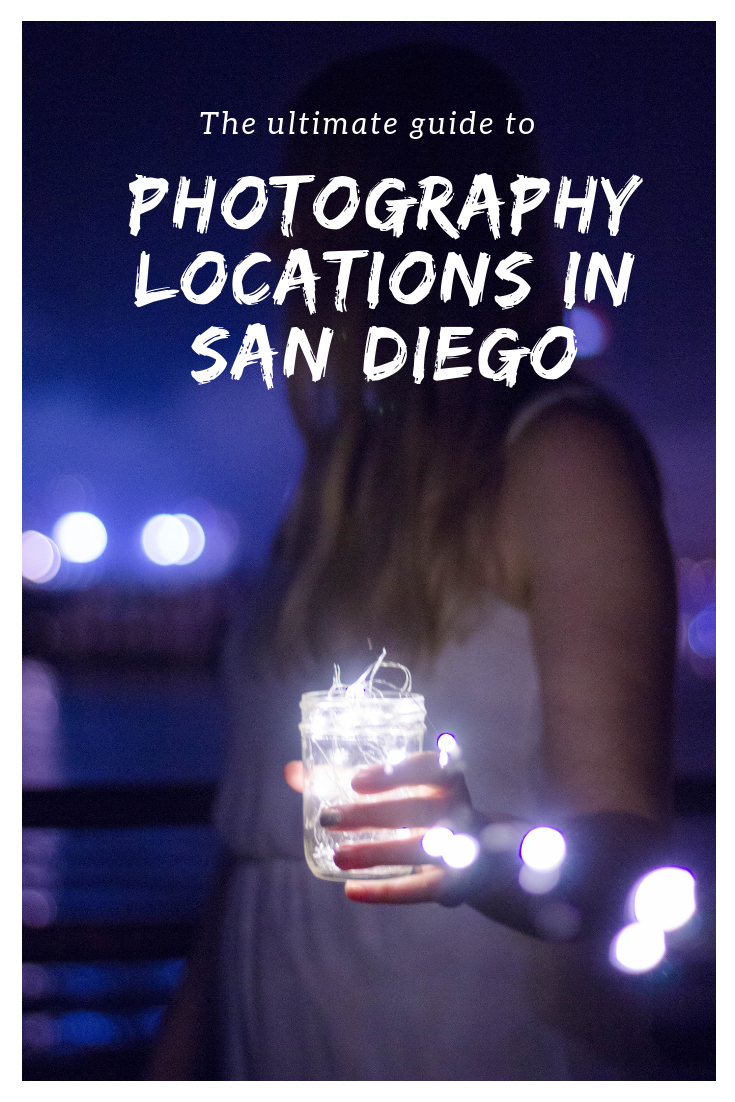 Photographer's Guide to San Diego