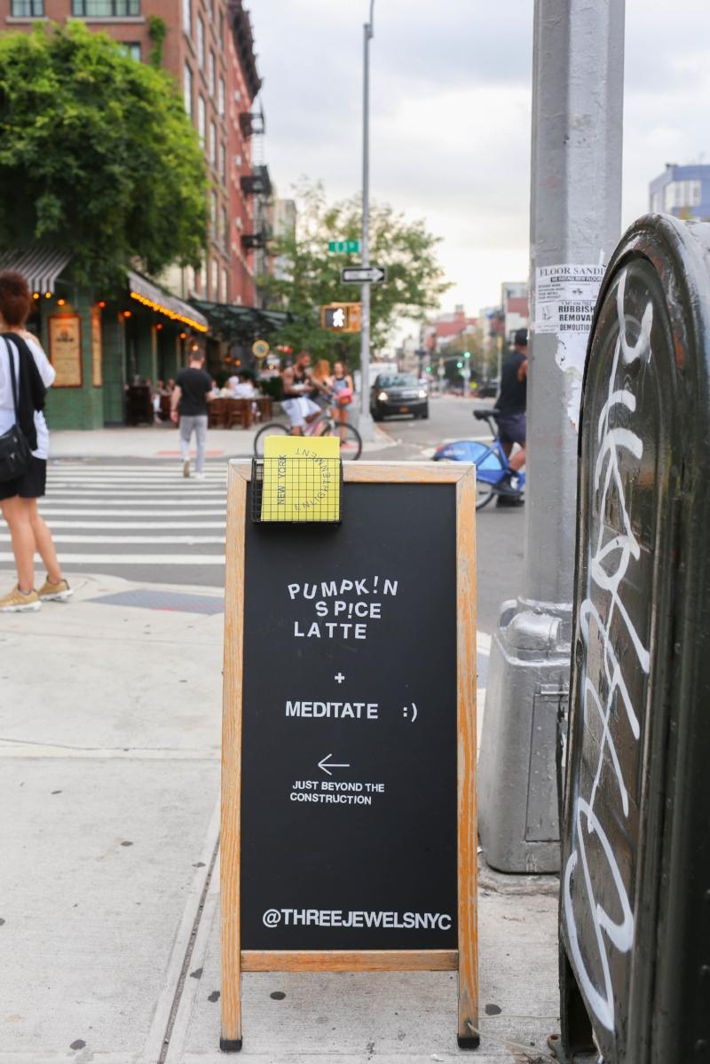 The New York City Autumn Bucket List